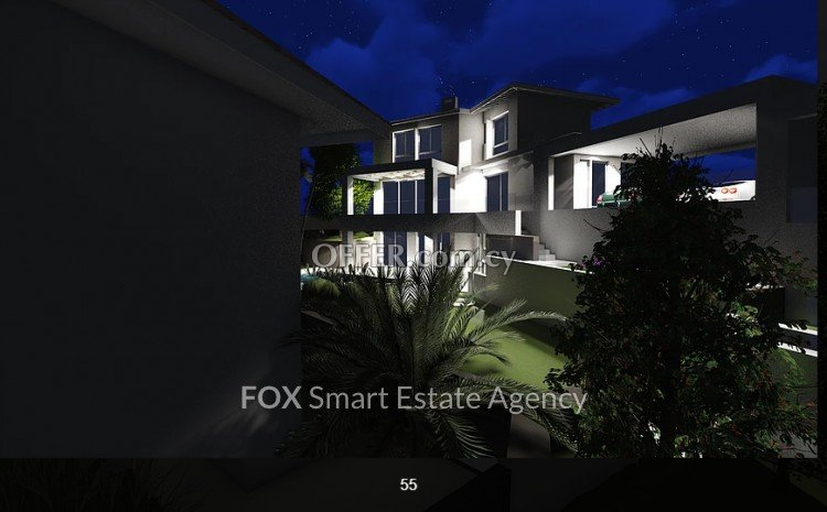 4 Bed  				Detached House 			 For Sale in Parekklisia, Limassol - 4