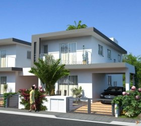 #Modern 3 bedroom #house for sale in Pervolia