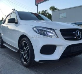 2015 Mercedes GLE 2.2L Diesel Automatic SUV