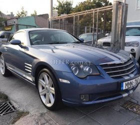 2006 Chrysler CROSSFIRE 3.2L Petrol Automatic Coupe