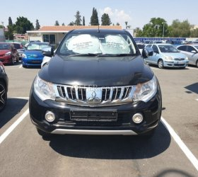 2016 Mitsubishi L200 2.4L Diesel Manual Pickup and 4x4