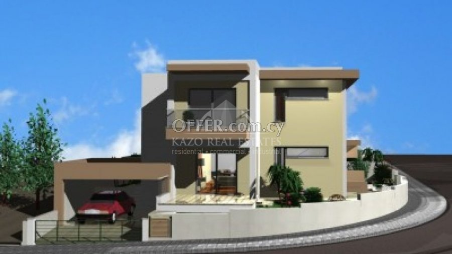 House Detached in Agia Fyla Limassol - 1