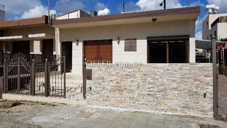 3 Bed  				Semi Detached House 			 For Sale in Kato Polemidia, Limassol - 1