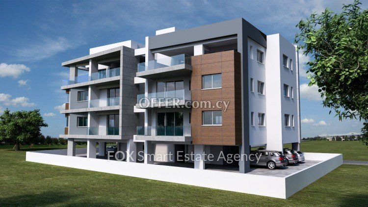 2 Bed  				Apartment 			 For Sale in Mesa Geitonia, Limassol - 1
