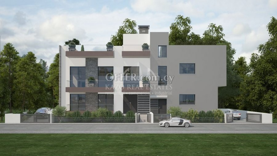 House Upper Level in Mesa Geitonia Limassol - 1