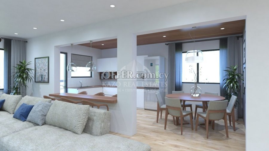 House Upper Level in Mesa Geitonia Limassol - 2