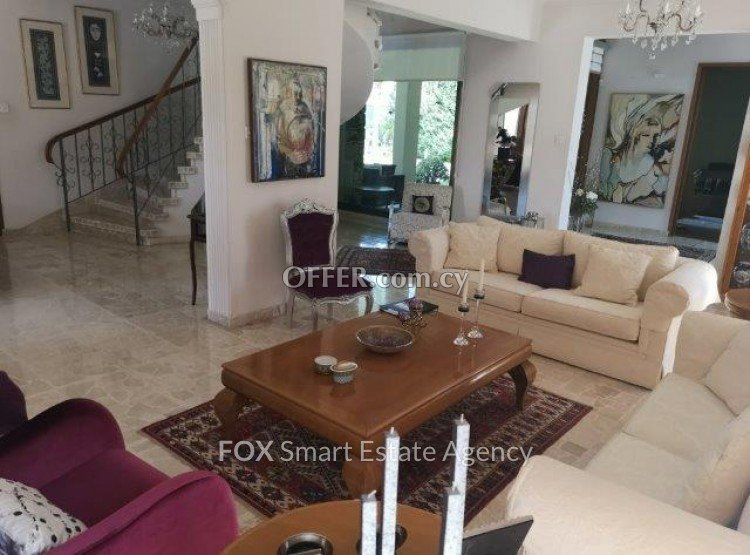 4 Bed  				Detached House 			 For Sale in Kapsalos, Limassol - 2