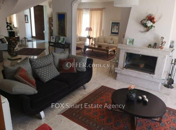 4 Bed  				Detached House 			 For Sale in Kapsalos, Limassol - 3