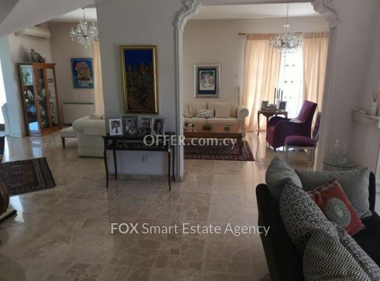 4 Bed  				Detached House 			 For Sale in Kapsalos, Limassol - 4