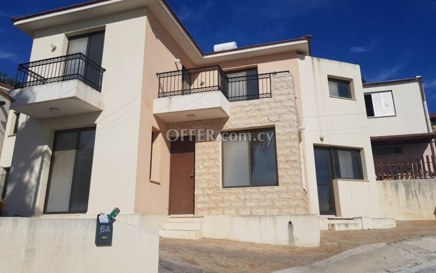 Three-Bedroom detached villa in Peyia for sale - 1