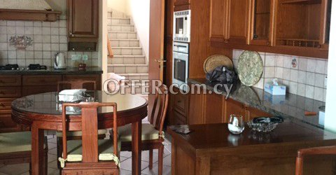 3 Bedrooms House In Nicosia - 1