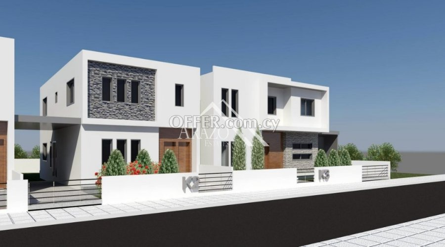 3 Bed House For Sale in Livadia, Larnaca - 2