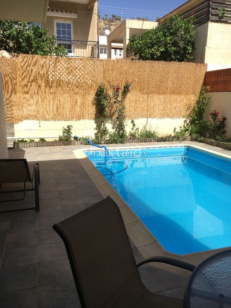 3 Bed Semi-Detached Villa For Sale in Oroklini, Larnaca - 4