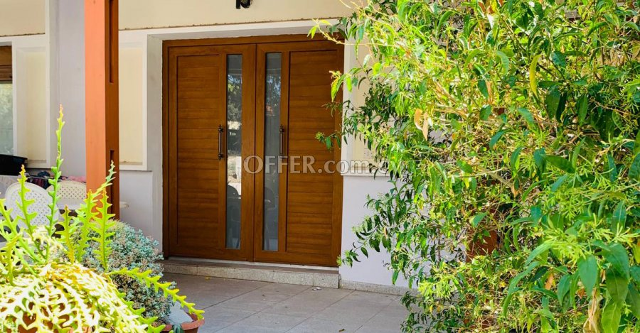 3 Bedrooms Ground Floor Flat In Nicosia - 5
