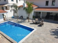 4 Bed  				Detached House 			 For Rent in Pyrgos - Tourist Area, Limassol