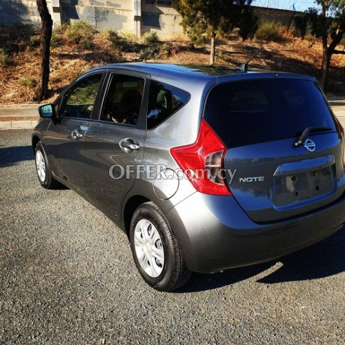 2015 Nissan Note 1.2L Petrol Automatic Hatchback - 2