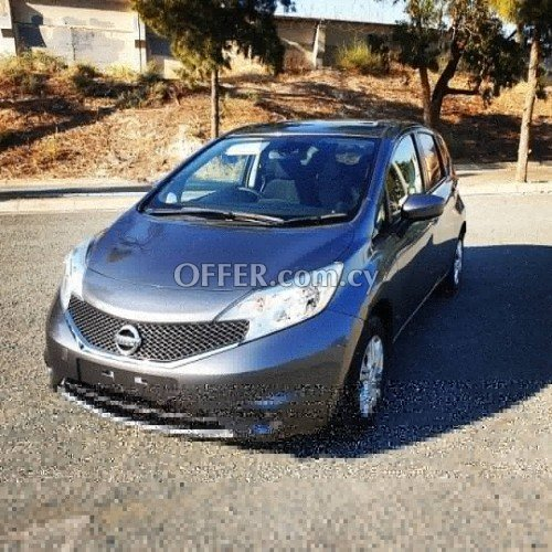 2015 Nissan Note 1.2L Petrol Automatic Hatchback - 1