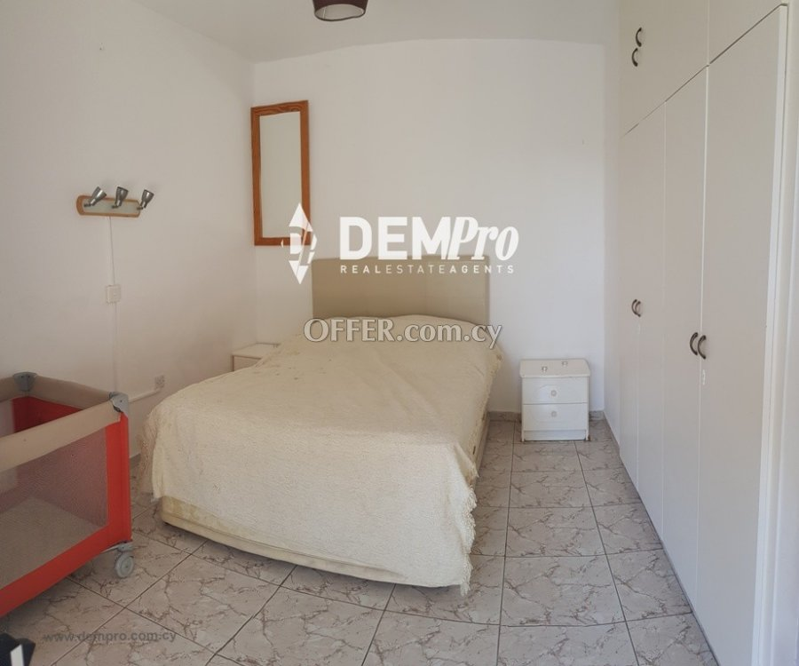 For Sale 1 Bedroom Apartment In Paphos
