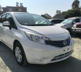 2014 Nissan Note 1.2L Petrol Automatic Hatchback