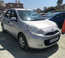 2013 Nissan March 1.2L Petrol Automatic Hatchback