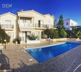 TOWNHOUSE IN KONIA - PAFOS, CYPRUS
