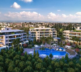 Exclusive 2 Bedroom Apartment – Limassol,Cyprus