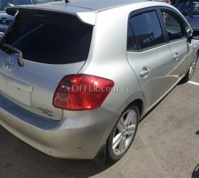 2007 Toyota Auris 2.0L Diesel Manual Hatchback