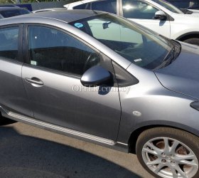 2009 Mazda 2 1.4L Petrol Manual Hatchback