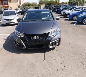 2016 Honda Civic 1.6L Diesel Manual Hatchback