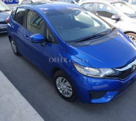 2017 Honda FIT 1.3L Petrol Automatic Hatchback