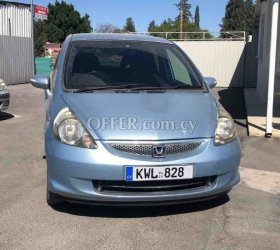 2005 Honda FIT 1.5L Petrol Automatic Hatchback