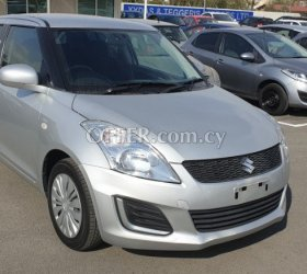 2016 Suzuki Swift 1.2L Petrol Automatic Hatchback