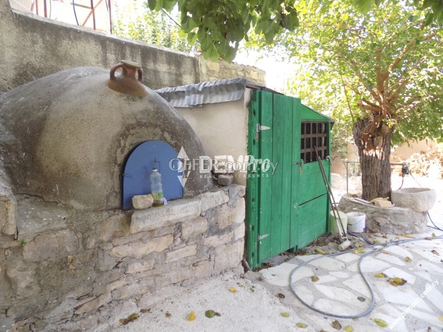 For Rent Traditional Bungalow in Tsada Village - Paphos, Cyprus - 5