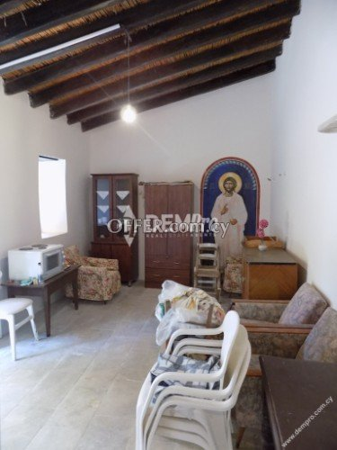 For Rent Traditional Bungalow in Tsada Village - Paphos, Cyprus - 3