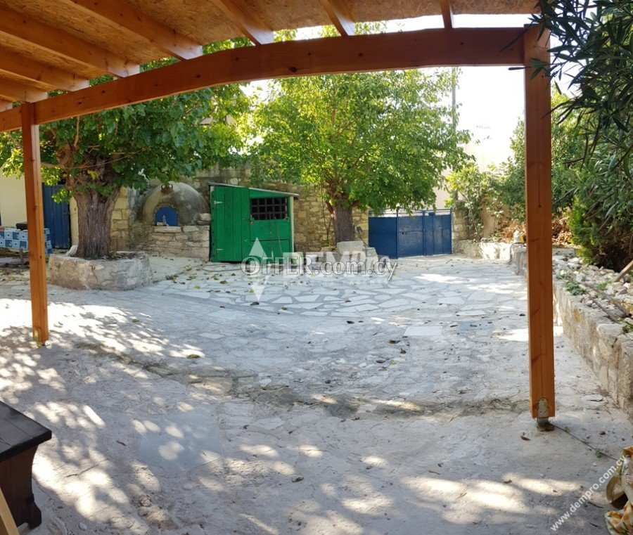 For Rent Traditional Bungalow in Tsada Village - Paphos, Cyprus - 6