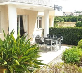 For Rent 2 Bedroom - Ground Floor Apartment in Kato Paphos - Universal