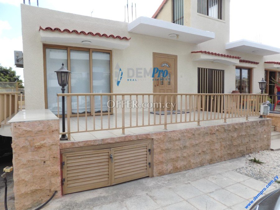 3 Bedroom House in Paphos Town - 1