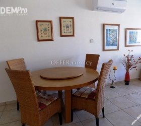 For rent 2 Bedroom Apartment in Kato Paphos - Universal - 5