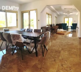 For Rent 4 Bedroom Luxury Villa in Paphos - Armou - 4