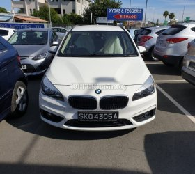 2015 BMW 216i 1.6L Petrol Automatic Hatchback