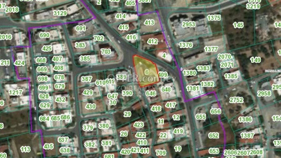 Plot Residential in Agia Fyla Limassol - 1