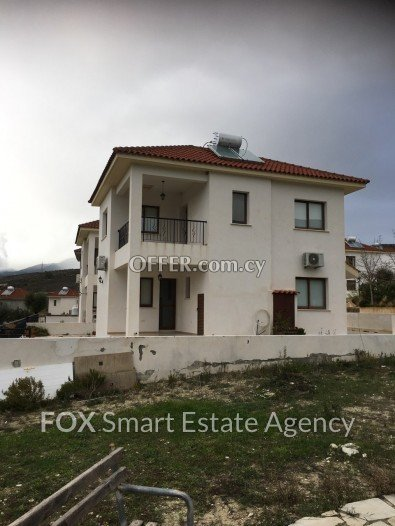 3 Bed  				Detached House 			 For Sale in Laneia, Limassol - 1