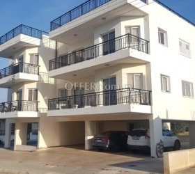 For rent 2 Bedroom Apartment in Pafos Center