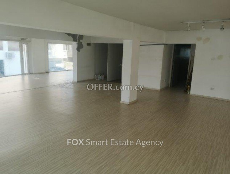 Building 			 For Rent in Mesa Geitonia, Limassol - 1