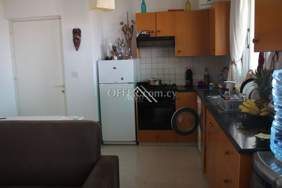 2 Bedroom Top Floor Apartment with Sea View, Paralimni - 4