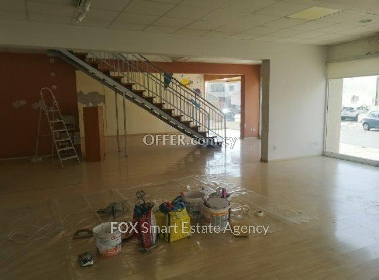 Shop 			 For Rent in Mesa Geitonia, Limassol - 6