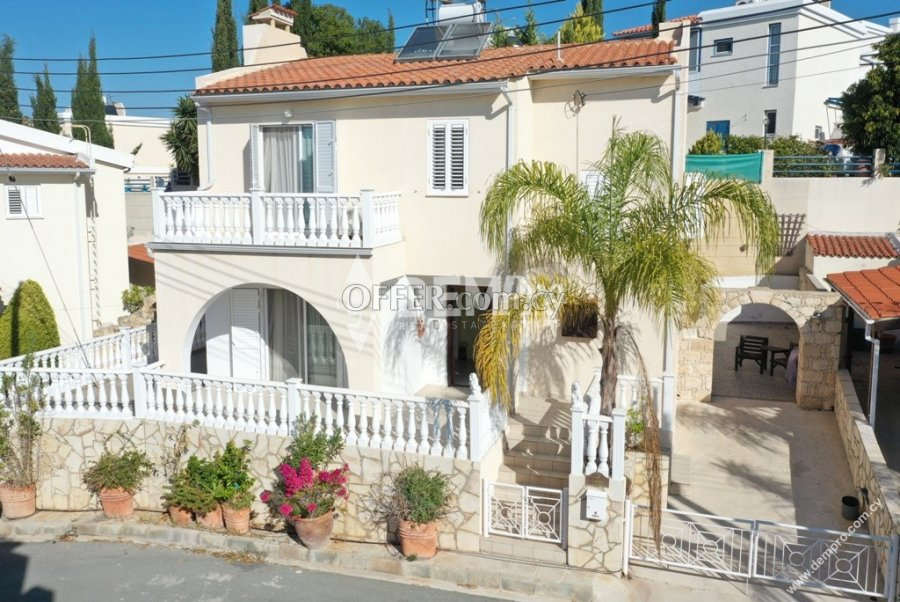 For Sale Detached House in Tala - Papho, Cyprus - 1