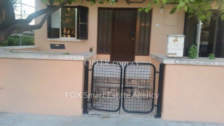 3 Bed  				Semi Detached House 			 For Rent in Omonoia, Limassol - 2