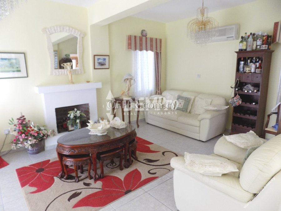 For Sale Detached House in Tala - Papho, Cyprus - 4