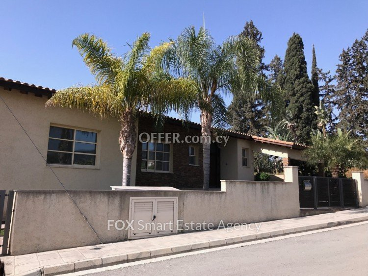 4 Bed  				Detached House 			 For Rent in Parekklisia, Limassol - 6